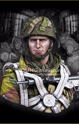 British Paratrooper, Operation Market Garden