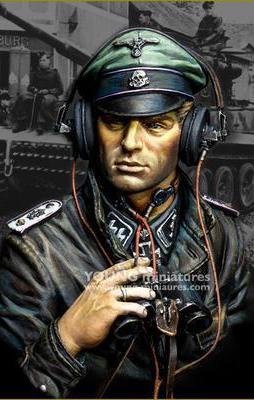 SS Panzer Commander Normandie 1944