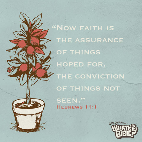 bible verse hebrews 11:!