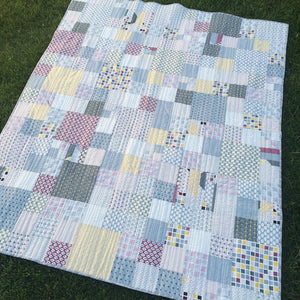 Talk of the Town Quilt Pattern