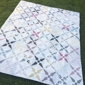 Trinket Quilt Pattern by Amy Ellis