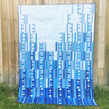 Waterfall PDF Quilt Pattern