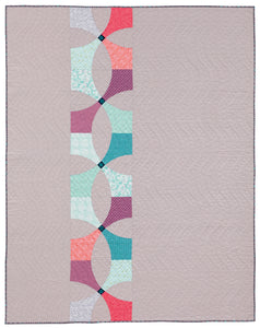 Abloom {Handmade Quilt by Amy Ellis}