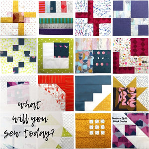 Modern Quilt Block Series - Complete Collection Access