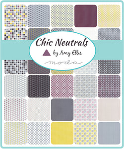 Chic Neutrals Charm Pack