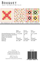 Bouquet Quilt Pattern