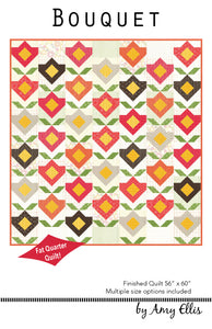 Bouquet PDF Quilt Pattern