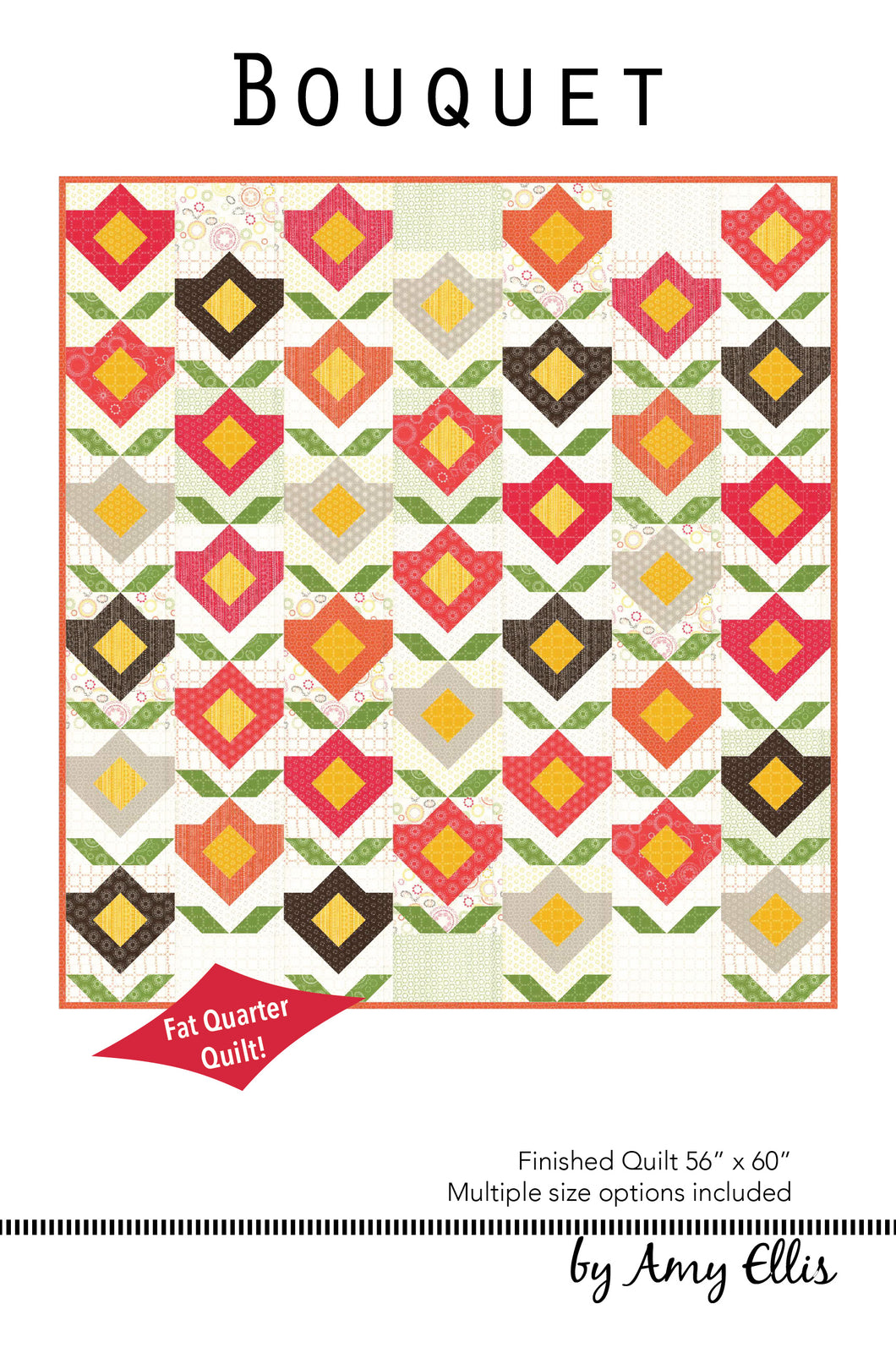 Bouquet Quilt Pattern –– Wholesale