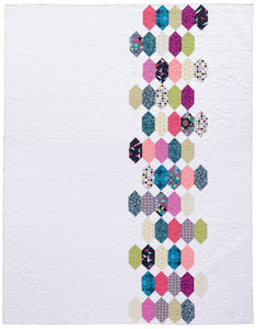 Brilliance {Handmade Quilt by Amy Ellis}
