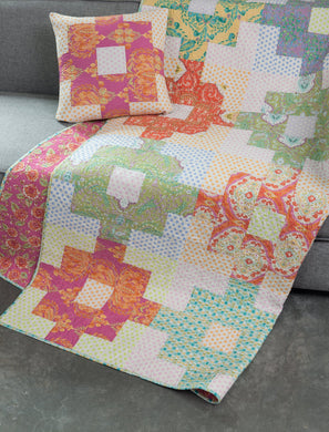 Building Blocks {Handmade Quilt by Amy Ellis}