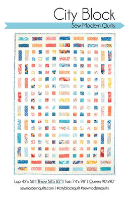 City Block Quilt Pattern