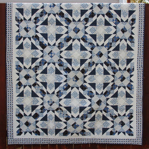 Tranquility Quilt Pattern by Amy Ellis