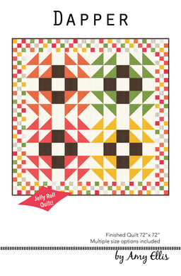 Dapper Quilt Pattern –– Wholesale