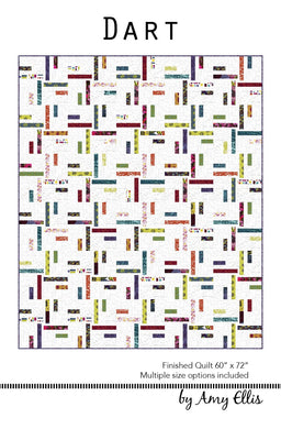 Dart Quilt Pattern -- Wholesale