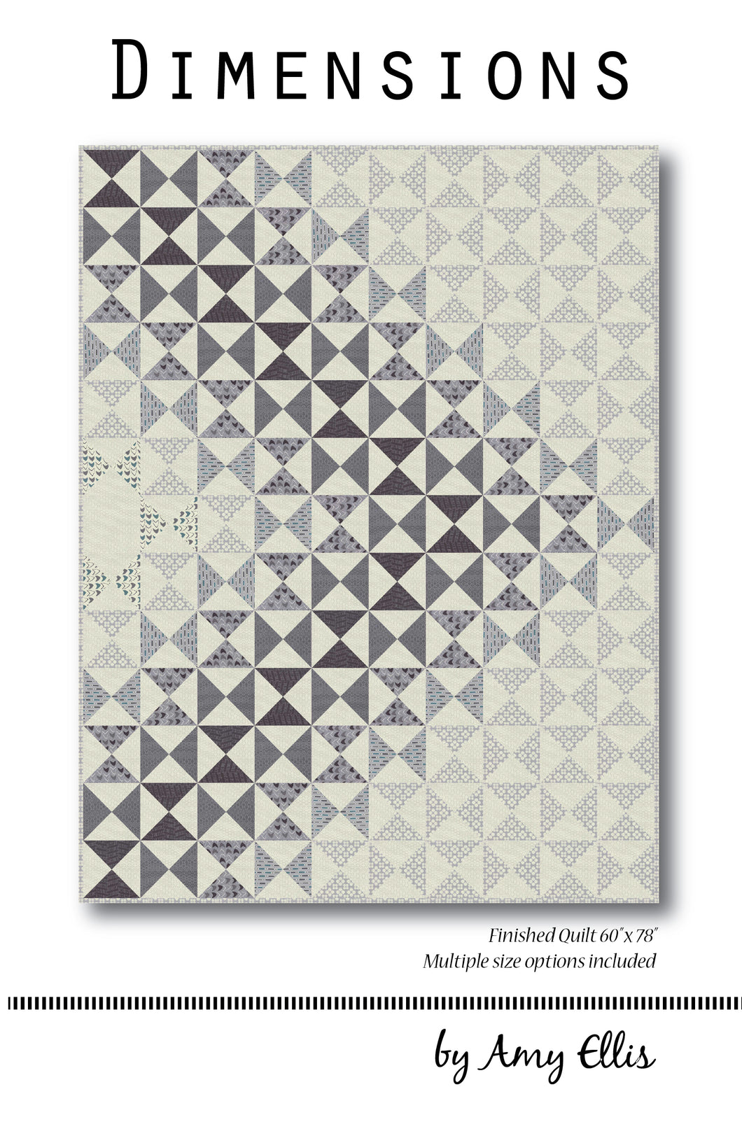 Dimensions Quilt Pattern