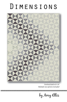 Dimensions Quilt Pattern –– Wholesale