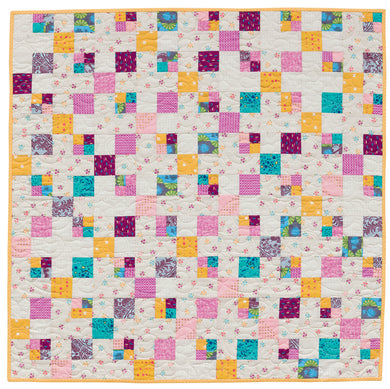 Double Dutch {Handmade Quilt by Amy Ellis}