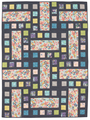 Film Strip {Handmade Quilt by Amy Ellis}