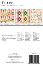 Flare PDF Quilt Pattern