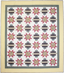 Stellar {Handmade Quilt by Amy Ellis}