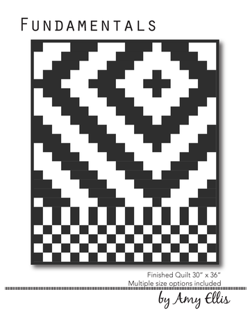 Fundamentals Quilt Pattern –– Wholesale