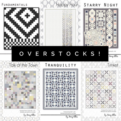 Overstocked Pattern Bundle