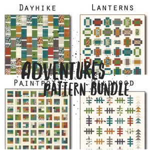Adventures Pattern Bundle - Paper Patterns