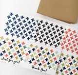 Quilty Notecard Set