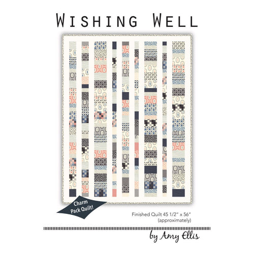 Wishing Well Baby Quilt Pattern