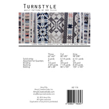 Turnstyle PDF Quilt Pattern - by Amy Ellis