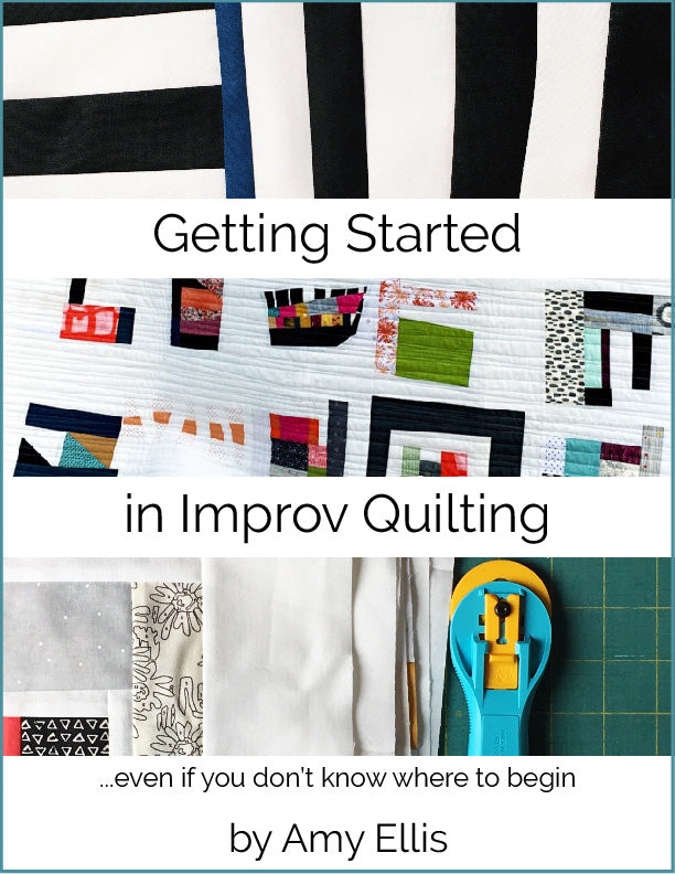 Getting Started in Improv Quilting