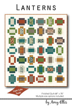 Lanterns Quilt Pattern –– Wholesale