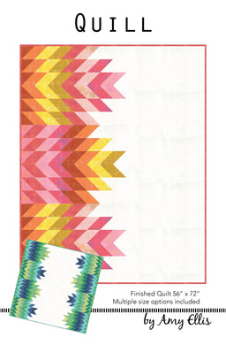Quill Quilt Pattern –– Wholesale