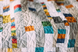 Rooftop Wonders Quilt Pattern