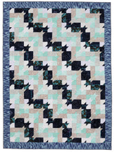 Soaring {Handmade Quilt by Amy Ellis}