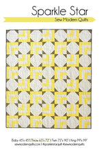 Sparkle Star Quilt Pattern -- Wholesale