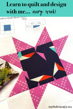 Star Quilt Block Pattern