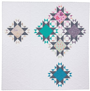 Superstar {Handmade Quilt by Amy Ellis}