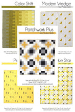 Beginner Quilt Patterns - Set of 5 Quilt Patterns