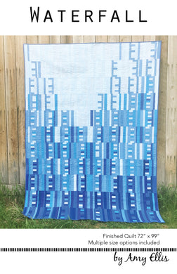 Waterfall Quilt Pattern -- Wholesale
