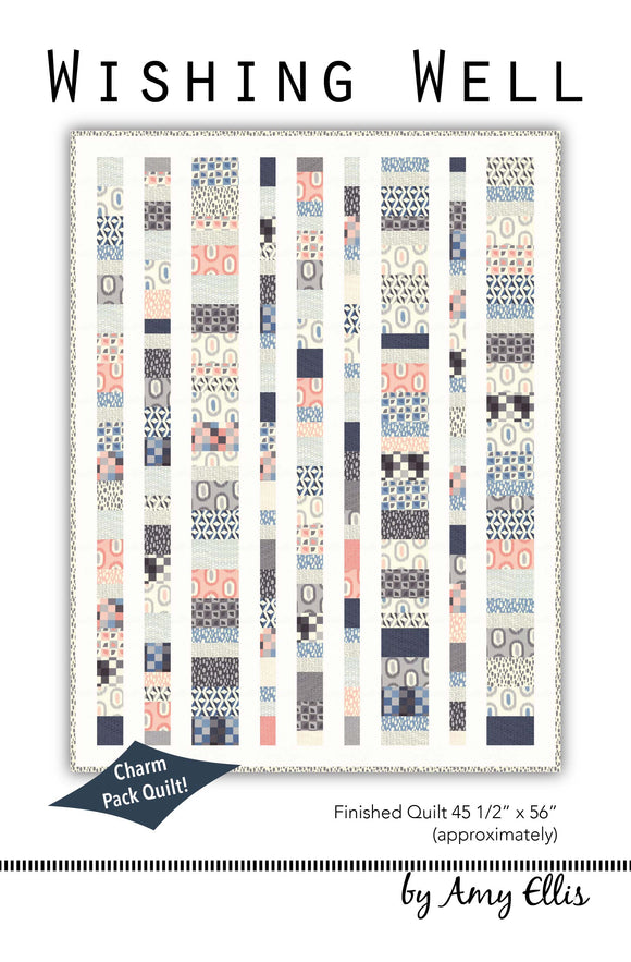 Wishing Well Quilt Pattern –– Wholesale