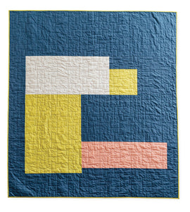 Slab {Handmade Quilt by Amy Ellis}