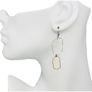 Reflection Earrings - Susan Rodgers Designs