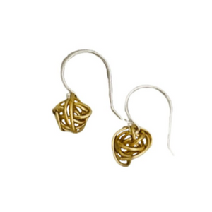 Amaranthus Earrings - Susan Rodgers Designs