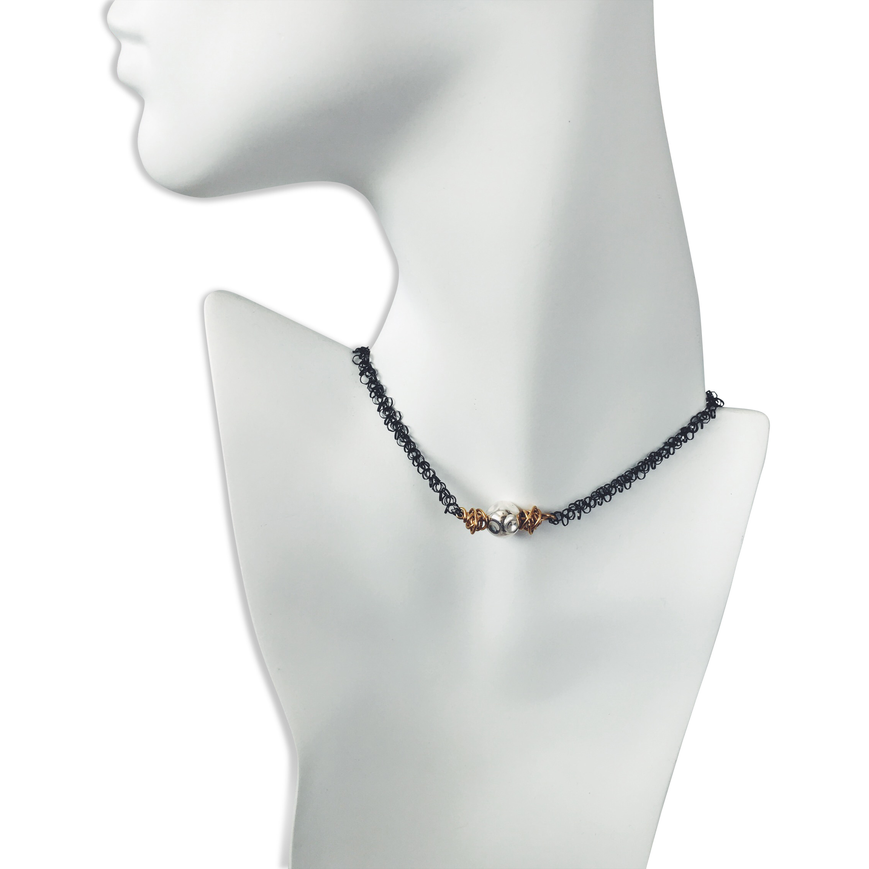 Nebulous Necklace - Susan Rodgers Designs