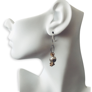 Nebulous Earrings - Susan Rodgers Designs