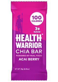 Health Warrior Chia Bars, Mixed Berry with Acai, 1 Bar
