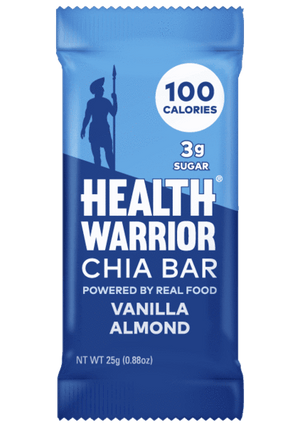 Health Warrior Chia Bars, Vanilla Almond , 1 Bar