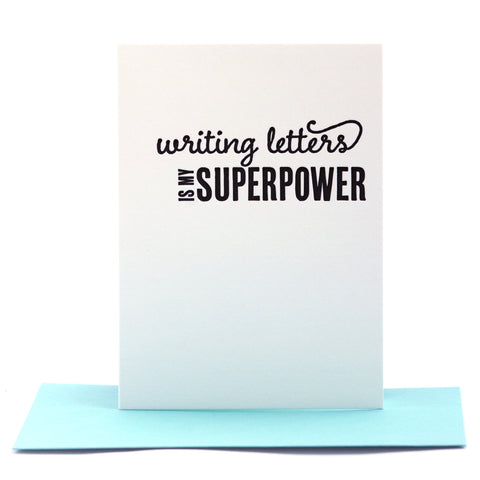 Superpower Card