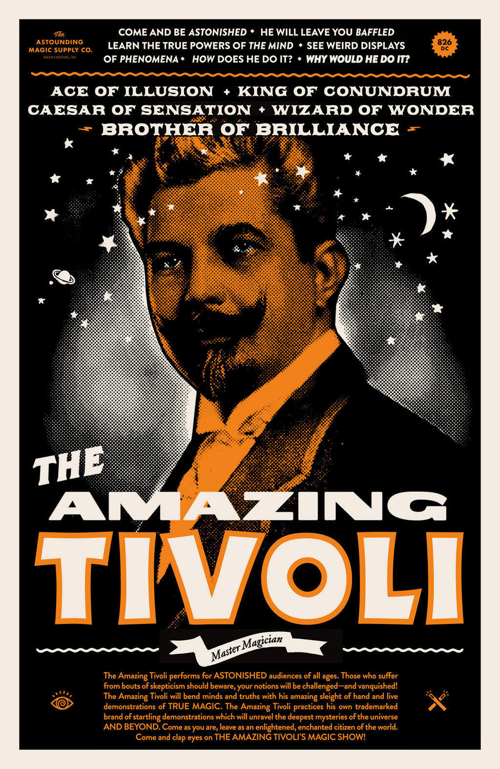 The Amazing Tivoli poster